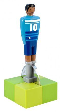Pylones Pizzaschneider - Match'o blau