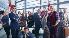 Inside Come from Away, a Musical About Airline Passengers Stranded ...
