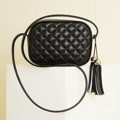 Salvatore Ferragamo Women's Iris Clutch Leather Clutch, Leather Handbags, Red Bags, Black Quilt, Luxury Handbags, Cross Body Handbags, Evening Bags, Michael Kors Jet Set, Purses And Bags