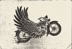 betype: Custom Garage by mke design Custom Garages, Rock Tees, Rooster, Moose Art, Typography, Branding, Animals, Design, Motorcycle