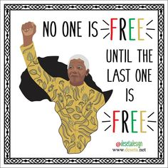 Today is Mandela Day! I got some inspiration from the tshirt PM Abiy wore when he addressed his mass rally on June - I loved the… Rally, June, Words, How To Wear, T Shirt, Inspiration, Instagram, Design, Supreme T Shirt