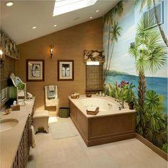 77 Best Our House Polynesian Bathroom