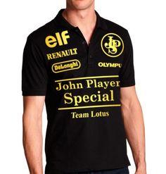 Lotus-Team-RETRO-Polo-Shirt-Renault-F1-Formula-1-1985-Season