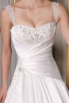 Love the bodice - sure to give you a perfect hourglass shape.