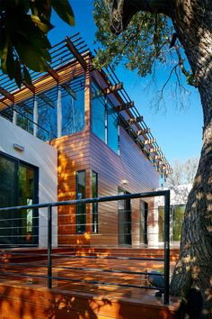 Green Lantern Residence by John Grable Architects 7 Eco Friendly Family Home Under the Texan Sun:Green Lantern Residence