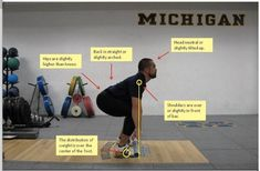 """Check out the """"Mash Squat Every Day"""" E-Book with 4 twelve week programs for weightlifting, powerlifting, super total, and bodybuilding. Find out more below: >>>Mash Squat Every… Weight Lifting Benefits, Weight Lifting Shoes, Architecture Design, Olympic Weights, Olympic Weightlifting, Crossfit Gym, Athletic Training, Strength Training, Training Tips"""