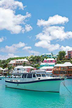 Navega por las Bermudas y por otros rincones del mundo.