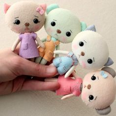 Gingermelon Dolls: Li'l Pets
