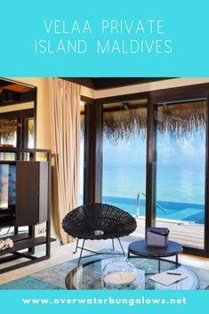 Maldives Water Villa, Overwater Bungalows, Resort Villa, Island Nations, Romantic Vacations, Resorts, Luxury, Vacation Resorts, Beach Resorts