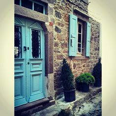 Cunda ,door,fall in love with turquoise