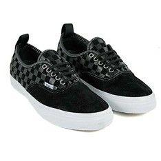 on sale 2218e a494e Vans Syndicate Authentic 69 Pro Black White Mens Shoes