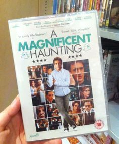 "…it is on DVD now! Do you recognizet it? Our ""DVD of the week"" is ""A Magnificent Haunting"" by Ferzan Ozpetek: it was the fim screened during an Halloween event at Ritzy Cinema in Brixton. We organized a competition and two of you saw the film for free! You can find this DVD in London also at The Italian Bookshop, the only place with the largest collection of Italian DVD with English subtitles. (Do you like Italian Cinema? Support our ""Italian Docs Online"":#IDO14)"