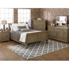 Laguna Bedroom Furniture Collection | Furniture collection, Full bed ...
