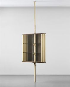 Jean Prouve . suspended cabinet, 1948