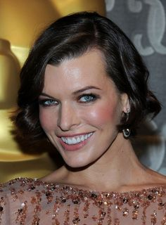 Milla Jovovich Photos - Academy Of Motion Picture Arts And Sciences' Scientific & Technical Awards - Zimbio