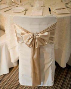 Chair Covers Outstanding Chair Covers Princess Occasions Inside Wedding Chair Cover Attractive from wedding chair cover Decor & Wedding Reception with Ivory Spandex Chair Covers Gold Sashes ...
