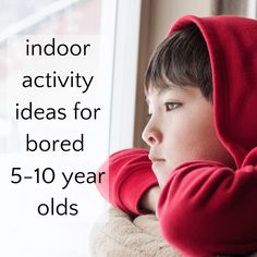 Indoor Activities for 5-10 Year Olds (with Cheat Sheet!)