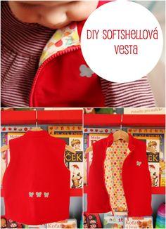 softshell vest for kids