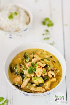 Thai Red Curry, Food Porn, Ethnic Recipes, Chilli, Diet, Treats