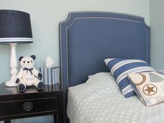 Headboard designs, Upholstered bedheads, tufted, buttoned, nailhead