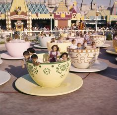 That day in 1955 when Disneyland first opened its doors ...