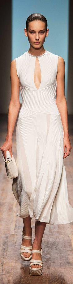Salvatore Ferragamo Collection Spring 2015   The House of Beccaria~