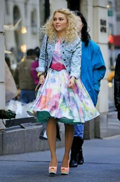 Style Inspiration: ♥THE CARRIE DIARIES♥