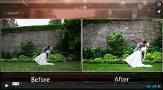 The Art of Editing | Before and After