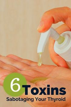 Wondering why your thyroid tests come back normal, but your still feel like something is off? Check out these 6 toxins that could be sabotaging your hormone health.