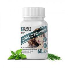 Szerves szépségvitamin – Haj, bőr és köröm vitamin 19 féle bioaktív összetevővel Natur Tanya® Keratin, Convenience Store, Convinience Store