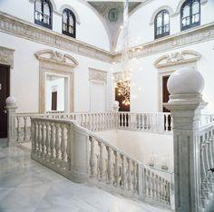 HOTEL HOSPES PALACIO DE LOS PATOS - Granada - interior