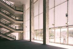 Adalberto Libera, Lorenzo Zandri / ZA² · Palazzo dei Congressi e dei Ricevimenti Palazzo, Rome, Spa, Luigi, Home Decor, Interiors, Futurism, Buildings, Decoration Home