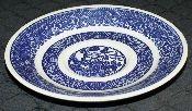 Royal China Company Willow Blue Saucers