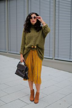 2 ways to style a culotte jumpsuite winter fall herbstlook playsuit dezzal experience erfahrungen german fashionblog streetstyle blog berlin samieze deutschland