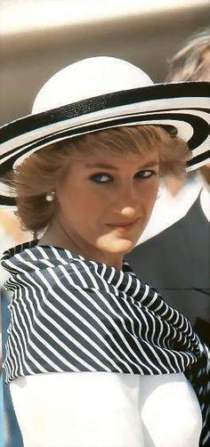 Heavy Is The Crown — Princess Diana's hats spam