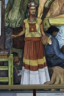 Frida by Diego Rivera