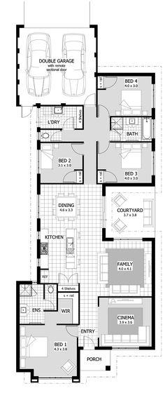 Lester Floor Plan