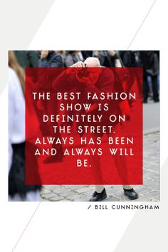 Bill Cunningham, photographer