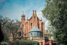 Parques de Orlando Haunted Mansion
