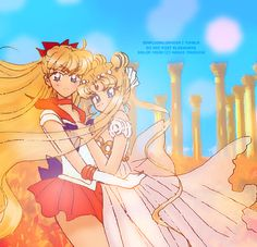 sailor moon manga color - Buscar con Google