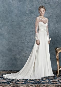 Alan Hannah 2016 Wedding Dresses - World of Bridal 2016 Wedding Dresses, Designer Wedding Dresses, Bridal Dresses, Wedding Gowns, Classic Wedding Dress, Gorgeous Wedding Dress, Beautiful Gowns, Elegant Wedding, Boho Gown