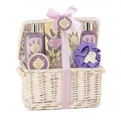 Lavender And Sage Spa Set