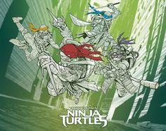 Teenage Mutant Ninja Turtles by santolouco