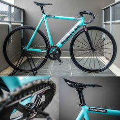 Fixed Gear Bike Biblical @Colossi_official Low Pro