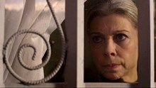 Kiti Mánver as Eulalia in Con Buenas Intenciones (With Good Intentions)