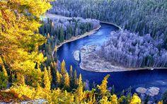 Résultats de recherche d'images pour «oulanka national park finland»