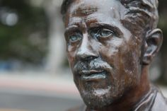 Ed Ricketts Legacy Monterey Ca, Joseph Campbell, Documentaries, Statue, Fictional Characters, Fantasy Characters, Sculptures, Sculpture