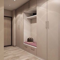 Nice hallway design What would you change? - Design Cointrend News Hall Wardrobe, Wardrobe Design Bedroom, Home Entrance Decor, House Entrance, Home Decor, Hallway Designs, Closet Designs, Flur Design, Hallway Furniture