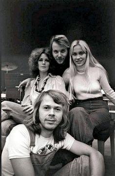 ABBA early years