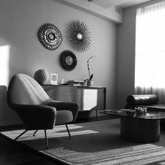 Elie's Tahari's office.-inspiration